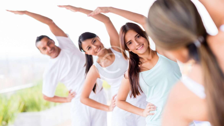 Namaste! The Art of Yoga